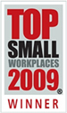 Top Small Workplaces 2009 Winner